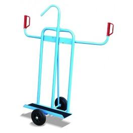 Chariot porte panneaux avec double poignées / Capacité 300 Kg