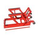 Cric hydraulique lève Moto-Quad / Capacité 680 kg