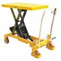 Table élévatrice manuelle 750 kg / 990 mm