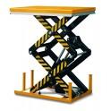 Table élévatrice fixe électrique 1000 kg/1780 mm