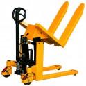 Transpalette manuel basculeur / Capacité : 1000 kg