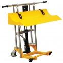 Elevateur manuel pour rouleaux 400 kg / 850 mm (2 modèles)