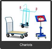 notre gamme de chariots